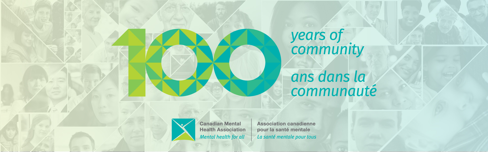 Canadian Mental Health Association 100 Year Anniversary