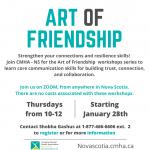 Art of Friendship - Poster