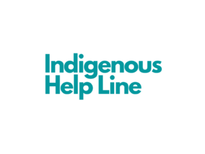 Indigenous Help Line Toggle