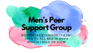Men's Peer Support Group toggle