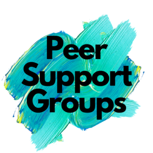 Peer Support Groups Header